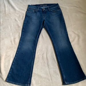 American Eagle Outfitters stretch, boot cut jeans